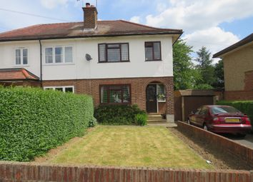 Thumbnail 3 bed semi-detached house for sale in Queens Crescent, St.Albans
