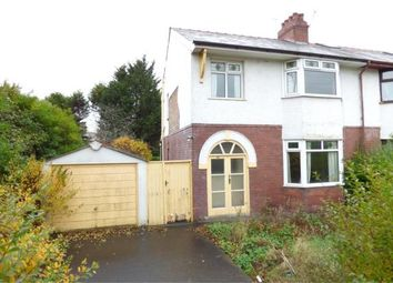 Thumbnail 3 bed semi-detached house for sale in Woodlands Avenue, Ribbleton, Preston