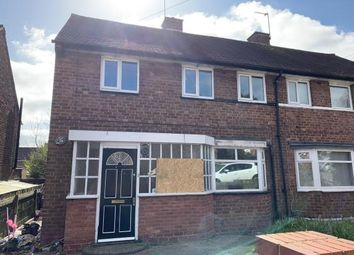 Thumbnail 3 bedroom semi-detached house for sale in Meadvale Road, Rubery, Birmingham, West Midlands