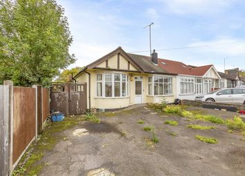 Thumbnail 2 bed bungalow for sale in Kensington Drive, Woodford Green