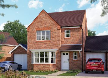 "Thumbnail 3 bed detached house for sale in ""The Horton"" at Canon Ward Way, Haslington, Crewe"