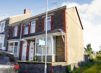 Thumbnail 2 bed terraced house for sale in Brynhyfryd Road, Briton Ferry, Neath
