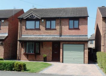 Thumbnail 4 bedroom detached house for sale in St. Marys Avenue, Welton, Lincoln