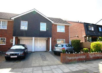 Thumbnail 3 bed end terrace house for sale in Bycullah Road, Enfield