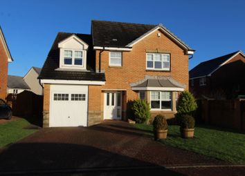 Thumbnail 4 bedroom detached house to rent in Dunnottar Drive, Kilmarnock