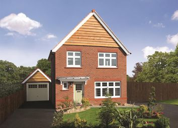 Thumbnail 3 bedroom detached house for sale in Cae St Fagans At Plasdŵr, Pentrebane Road, Cardiff
