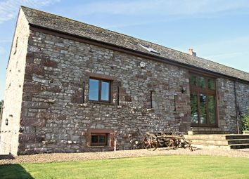 Thumbnail 5 bed barn conversion for sale in Newby, Penrith