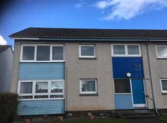Thumbnail 1 bedroom flat to rent in Brora Court, Perth