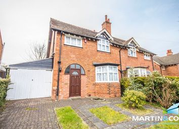 Thumbnail 3 bed semi-detached house to rent in Laburnam Road, Bournville