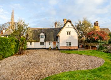 Thumbnail 3 bed cottage to rent in The Street, Dalham, Newmarket