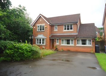 Thumbnail 4 bedroom detached house for sale in Stubbs Close, Salford