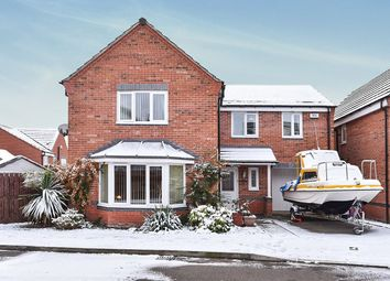 Thumbnail 4 bed detached house for sale in Chapel Close, Blackwell, Alfreton