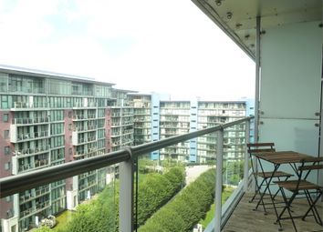 Thumbnail 1 bed flat to rent in Chelsea Bridge Wharf, Queenstown Road, Battersea, London