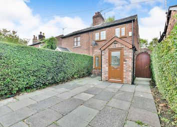 Thumbnail 2 bed semi-detached house for sale in Oak Lane, Wilmslow