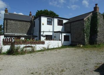 Thumbnail 6 bed detached house for sale in Brea, Camborne, Cornwall