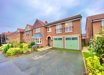 5 bed detached house for sale in Hughes Lane, Malpas SY14