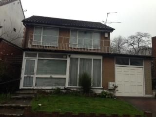 Thumbnail 3 bed detached house to rent in Renters Avenue, Hendon, 3rd.