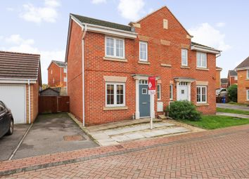 Thumbnail 3 bed semi-detached house for sale in Middlepeak Way, Sheffield