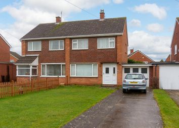 Thumbnail 3 bed semi-detached house for sale in Faintree Avenue, Shrewsbury