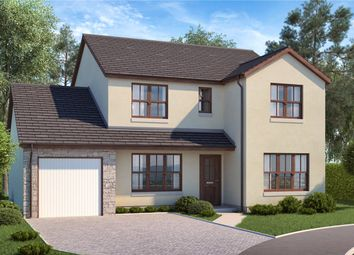 Thumbnail 4 bedroom detached house for sale in The Barlass, Plot 7B, Moulin View, Finlay Terrace, Pitlochry