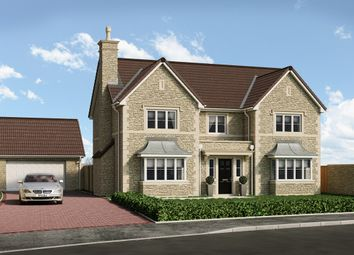 Thumbnail 4 bed detached house for sale in Longmead, 8 Hawkesmead Close, Norton St Philip