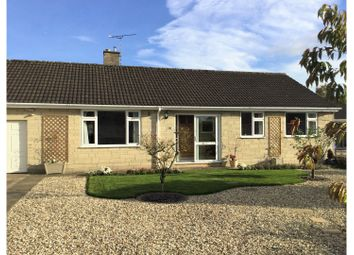 Thumbnail 3 bedroom detached bungalow for sale in Pembroke Green, Malmesbury