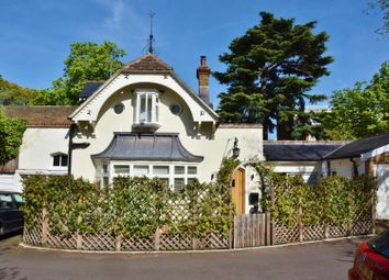 Thumbnail 3 bed detached house for sale in Broom Close, Teddington