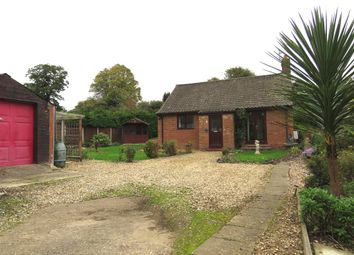 Thumbnail 4 bedroom detached bungalow for sale in Victoria Lane, Fakenham