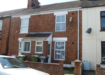 Thumbnail 2 bed terraced house for sale in Arundel Road, Great Yarmouth