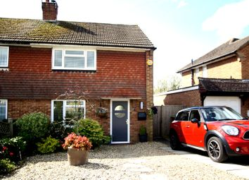 Thumbnail 2 bed semi-detached house for sale in Easter Way, South Godstone, Godstone