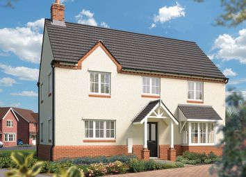 """Thumbnail 4 bed detached house for sale in """"The Montpellier"""" at Stafford Road, Eccleshall, Stafford"""