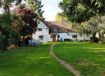 Thumbnail 4 bed farmhouse for sale in Elm Tree Farm, Keysoe Row West, Keysoe, Bedford, Bedfordshire