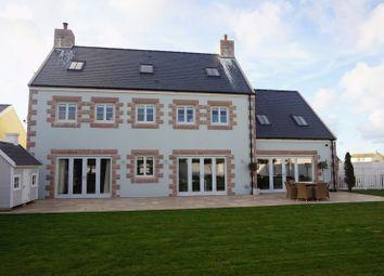 Thumbnail 5 bed property for sale in La Route De Vinchelez, St. Ouen, Jersey