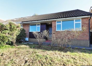 Valley View, Greenhithe DA9. 2 bed semi-detached bungalow for sale