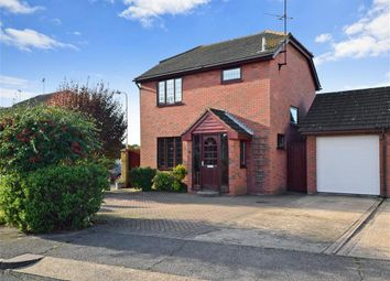 Thumbnail 3 bed detached house for sale in Bulphan Close, Wickford, Essex