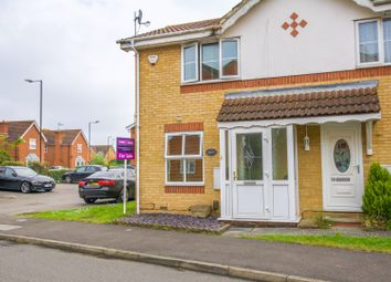 Thumbnail 1 bed semi-detached house for sale in Hunters Way, Slough