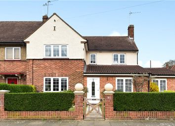 Thumbnail 3 bed end terrace house for sale in Dudley Road, Feltham