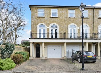 Thumbnail 4 bed town house for sale in Savery Drive, Surbiton, Surbiton