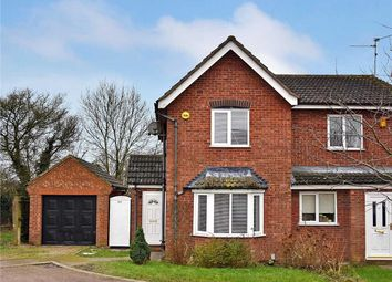 Thumbnail 2 bed semi-detached house to rent in Dale Avenue, Wellingborough