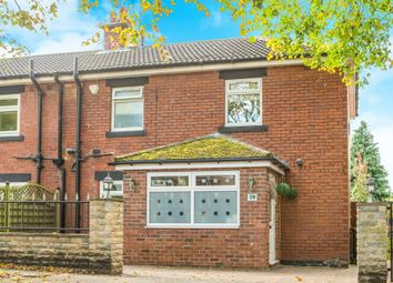 Thumbnail 3 bed semi-detached house for sale in Cragg Avenue, Horsforth, Leeds