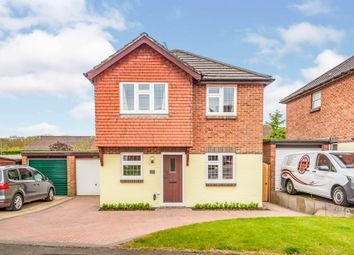 Thumbnail 4 bed detached house for sale in Cranston Way, Crawley Down, Crawley