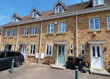 Thumbnail 3 bed town house for sale in Lanes End, Brislington, Bristol