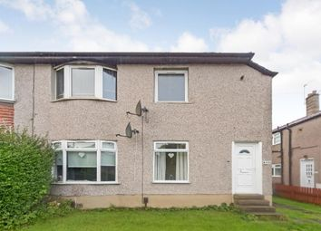 Thumbnail 3 bed flat for sale in Croftend Ave, Glasgow