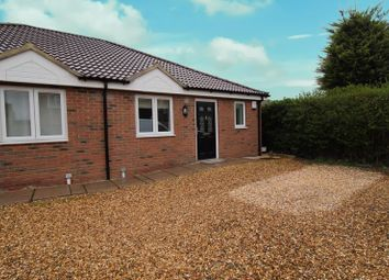 Thumbnail 1 bed semi-detached bungalow for sale in St. Neots Road, Sandy