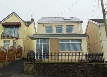 Thumbnail 4 bed detached house for sale in Trallwm Road, Bryn, Llanelli