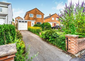 Thumbnail 3 bed detached house for sale in Primrose Bank, Wigton