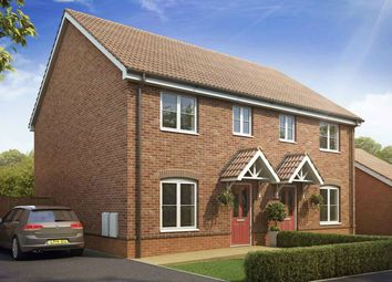Thumbnail 3 bed semi-detached house for sale in Staunton Gate, Cockaynes Lane, Alresford, Colchester