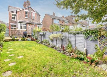 Thumbnail 2 bed semi-detached house for sale in Cintra Villas, Sackville Road, Hailsham