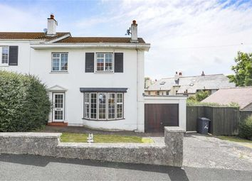 Thumbnail 3 bed semi-detached house for sale in Cronkbourne Avenue, Douglas, Isle Of Man