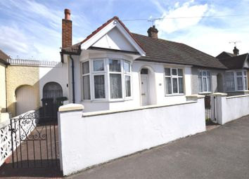 Thumbnail 2 bedroom semi-detached bungalow for sale in Bennett Road, Chadwell Heath, Romford
